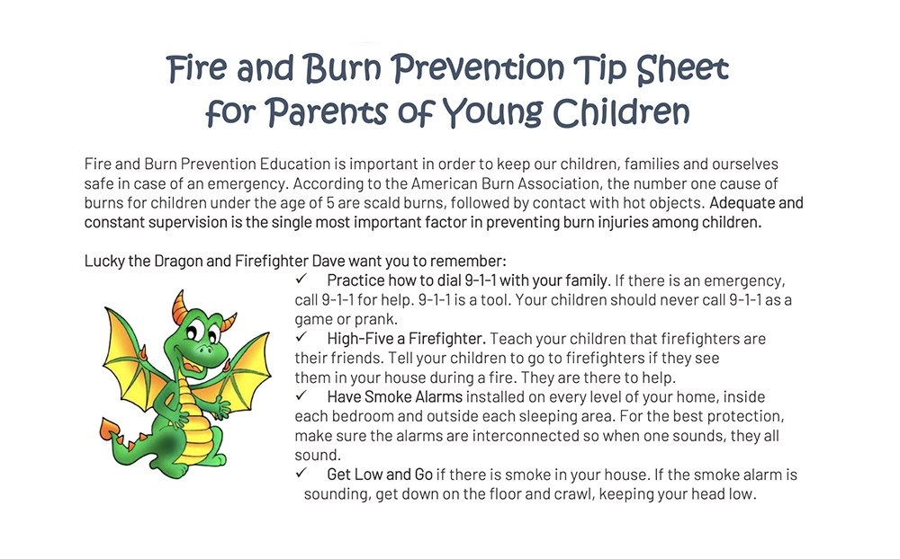 Tip Sheet for Parents