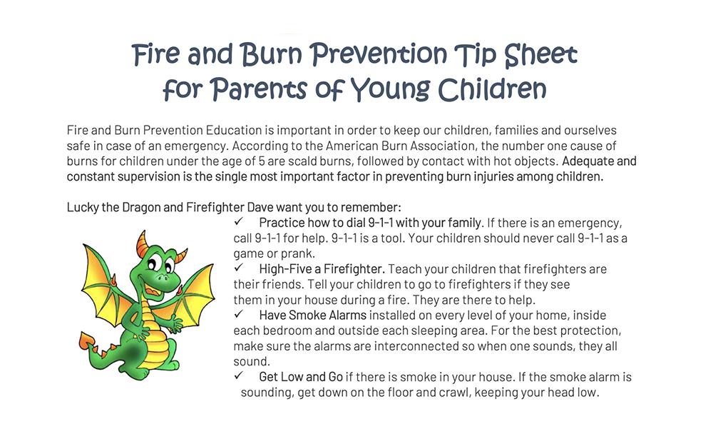 Tip Sheet for Parents
