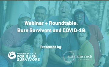 Burn Survivors and Covid-19 Webinar
