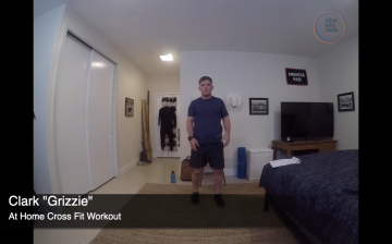 Cross Fit At Home