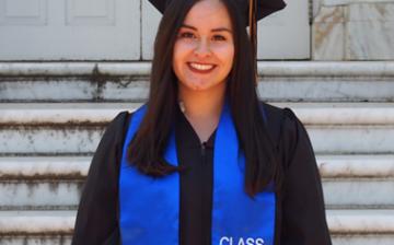 Christine Lopez – Aiming Higher Scholarship